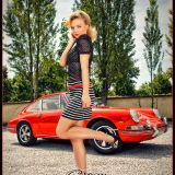 Fotoshooting-Model Elena-red912 side- ©Crazy Colors2012