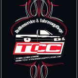 Logodesign TCC- Pinstriping Design mit Dodge RAM Pick Up