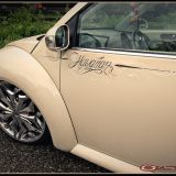 New Beetle Cabrio - Lettering Detail